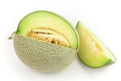 Melon vert mûr Image libre de droits