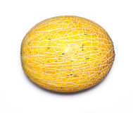 Melon  on white background. Royalty Free Stock Photography