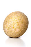 Melon on white background - close-up Stock Photo