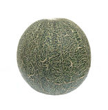 Melon on white background Royalty Free Stock Images