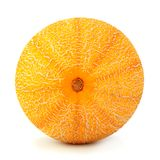 Melon on white background Royalty Free Stock Image