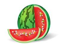 melon woda Obraz Royalty Free