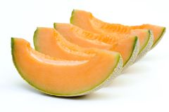 Melone Stockbild