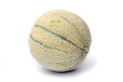 Melone arancione del cantalupo fotografie stock libere da diritti