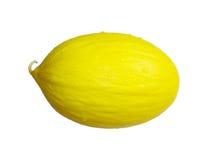 Melone color giallo canarino Fotografie Stock Libere da Diritti
