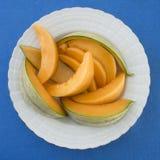 Melone de Galia Imagen de archivo libre de regalías