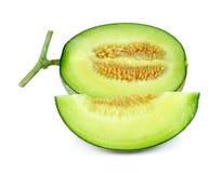 Melone del cantalupo Fotografia Stock
