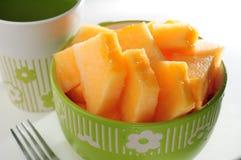 Melone della rugiada del miele Fotografia Stock Libera da Diritti