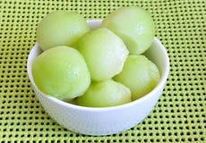 Melone della rugiada del miele Immagine Stock Libera da Diritti