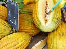 Melone di Argitiko Peponi Fotografie Stock Libere da Diritti