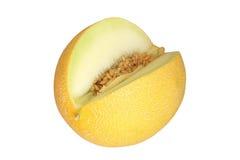 Melone di Galia fotografie stock