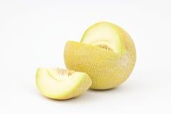 Melone di Galia Immagini Stock Libere da Diritti