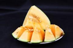Melone di Hami Immagine Stock