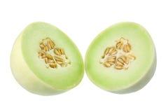 Melone di melata fotografia stock