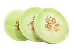 Melone di melata fotografie stock