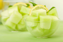Melone di melata Immagine Stock Libera da Diritti