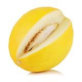 Melone di melata maturo Fotografia Stock