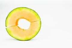 Melone fresco fotografia stock
