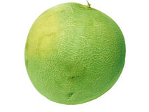 Melone - frutta Immagine Stock