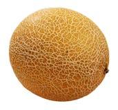 Melone maturo succoso isolato fotografie stock libere da diritti