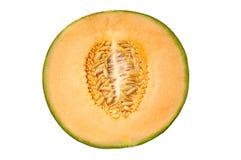 Melone mezzo Immagini Stock Libere da Diritti