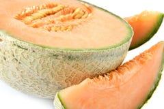 Melone-Scheiben Stockfotografie