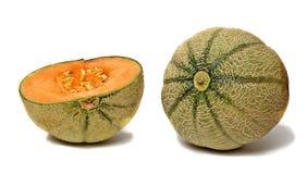 Melone und Kapitel lizenzfreie stockfotografie