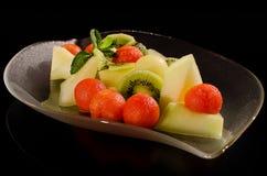 Melone und Kiwi Lizenzfreie Stockfotografie