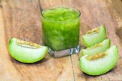 Melone verde Fotografia Stock
