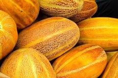 Melonen Stockfoto