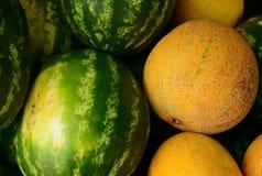 melonen Lizenzfreie Stockfotos