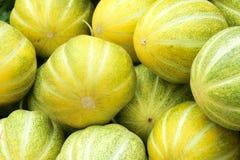 Melones Imagen de archivo