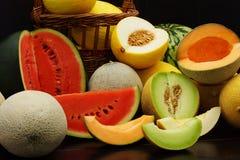 melones foto de archivo