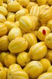 Melones coreanos Imagenes de archivo