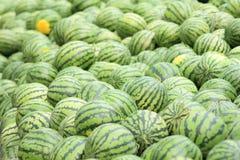 Melones de agua Fotos de archivo