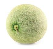 Melones del cantalupo aislados Foto de archivo libre de regalías