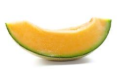 Melonescheibe Lizenzfreie Stockbilder
