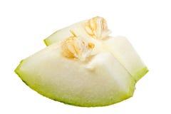 Melonescheiben Lizenzfreies Stockbild