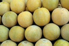 Meloni Immagine Stock