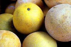 Meloni di melata Fotografia Stock