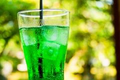 Melonowa soda Zdjęcie Stock