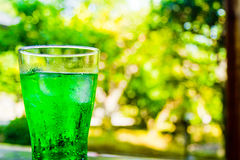 Melonowa soda Zdjęcie Royalty Free