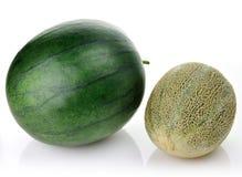 melonowy arbuz Zdjęcia Stock