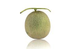 Melonowy japończyk wśrodku pomarańcze Zdjęcie Royalty Free