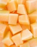 Melonowy plasterek Zdjęcia Stock