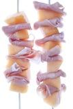melonowy prosciutto Obraz Stock