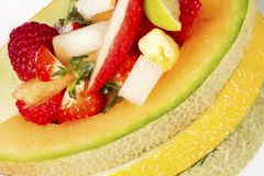 Melons Royalty Free Stock Images