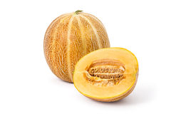 melons Photographie stock libre de droits