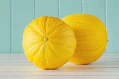 Melons Royalty Free Stock Photography