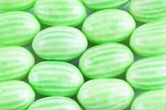 Melons verts de sucrerie Photographie stock